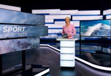 ZDF-Sport-Moderatorin Kristin Otto Copyright: ZDF/Jana Kay