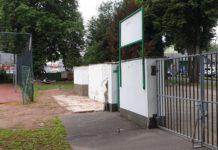 Das Röntgen-Stadion soll einem Outlet weichen - ausgerechnet in der Fairtrade-Town Remscheid. Foto: Sascha von Gerishem