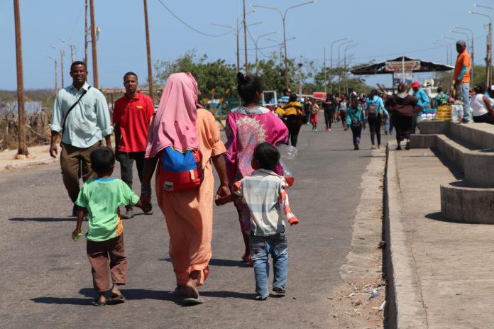 Zahlreiche Länder weltweit klammern Geflüchtete aus ihren Impfstrategien gegen COVID-19 aus. In einem Land wie Kolumbien (Foto) würden Geflüchtete sogar explizit ausgegrenzt. Foto: SOS-Kinderdörfer weltweit