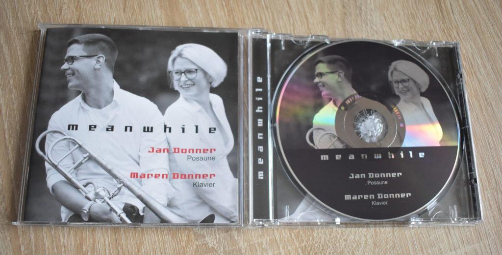 """Die Fotos für das CD-Cover von """"meanwhile"""" stammen von Natalia Jansen. Foto: Peter Klohs"""