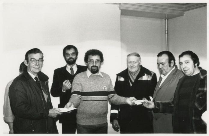 Kurt Bass et al. Foto: SPD Remscheid