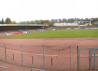 Das Röntgenstadion in Remscheid-Lennep, hier im Jahr 2007. Archivfoto: Frank Vincentz [CC BY-SA 3.0 (https://creativecommons.org/licenses/by-sa/3.0)]
