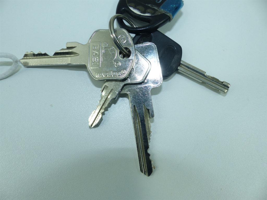 Schlüssel: Wer kann Angaben zur Identität oder Aufenthaltsort des Verstorbenen machen? Foto: Polizei Oberberg