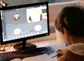 Homeschooling: Mangelnde technische Ausstattung führt zu Benachteiligung. Foto: Marc Thele