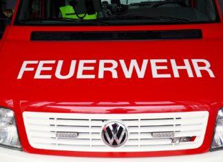 Die Feuerwehr. Symbolfoto: Matthias Böckel
