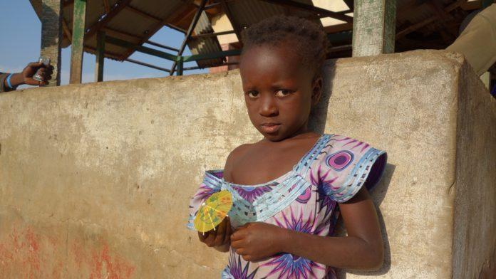 In Gambia werden 75 % der Frauen zwischen 15 und 49 Jahren beschnitten. Foto: Aline Dassel