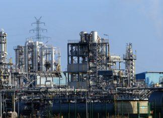 Petrochemieanlage in Brunsbüttel. Foto: Frauke Feind