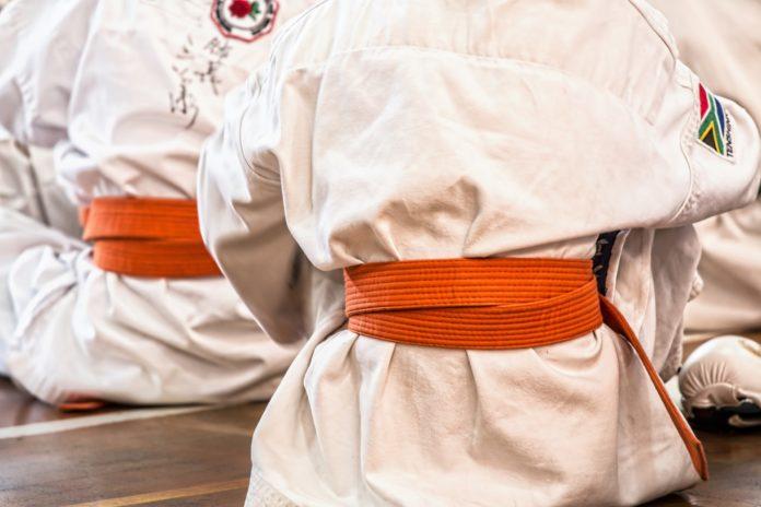 Karate. Symbolbild.