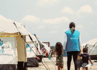 Täglich fliehen zwischen 500 und 700 Menschen aus Venezuela nach Kolumbien, unter ihnen immer öfter Frauen und unbegleitete Kinder. Foto: SOS-Kinderdörfer weltweit