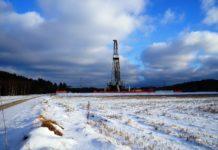 Öl- und Erdgasförderung. Foto: Anita Starzycka