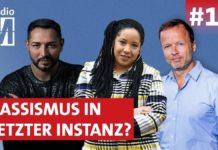 """Nach der Kritik an """"Die letzte Instanz"""" diskutiert Georg Restle in der neuen Ausgabe MONITOR studioM mit Betroffenen und einem Experten über Rassismus gegen Sinti und Roma in unserer Gesellschaft und in den Medien. © WDR"""