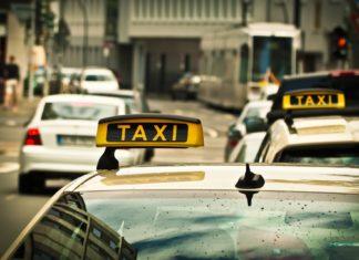 Symbolfoto: Taxi. Foto: Michael Gaida