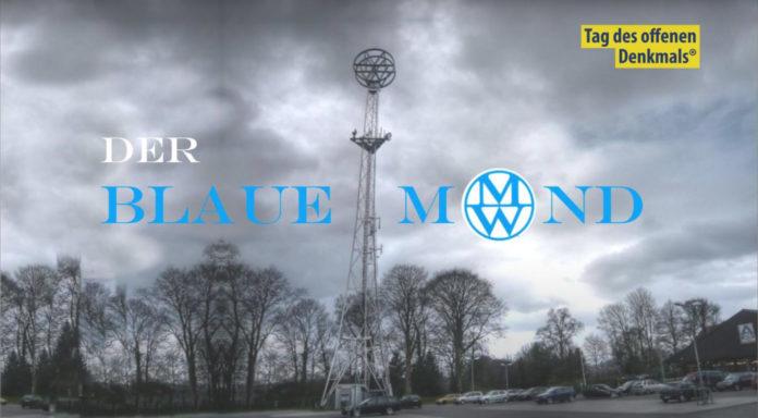 Der Blaue Mond von Mannesmann in Remscheid. Screenshot: Förderverein MannesmannHaus