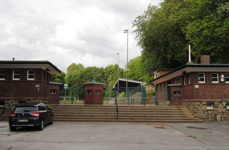 Das Walder Stadion in Solingen. Foto: SolingenFan95, CC BY-SA 4.0, via Wikimedia Commons