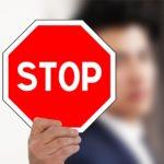 STOP! Foto: Gerd Altmann