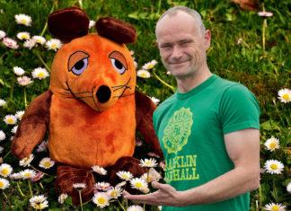 Die Sendung mit der Maus und David Schichel, Fraktionsvorsitzender der Grünen-Fraktion in Remscheid. Politikberater der CDU?