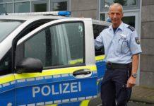 Hauptkommissar Stefan Nahrgang ist neuer Bezirksbeamter bei der Polizei in Hückeswagen. Foto: Polizei Hückeswagen