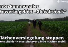 Geplante Flächenversiegelung: Remscheider Naturschutzverbände wehren sich