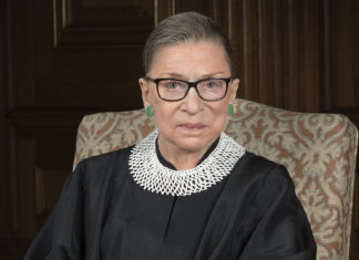 Ruth Bader Ginsburg (2016). © Supreme Court of the United States, Photographer: Steve Petteway