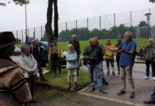 Der nächste Klimaspaziergang im Gleisdreieck findet am 8. August 2021 statt. Foto: Sascha von Gerishem