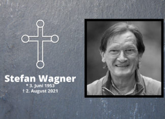 RIP Stefan Wagner, Remscheid. *3. Juni 1953 † 2. August 2021.