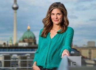 Katty Salié. Copyright: ZDF/Svea Pietschmann