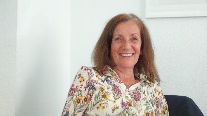Brigitte Neff-Wetzel, Fraktionsvorsitzende Die Linke.Remscheid. Foto: Sascha von Gerishem