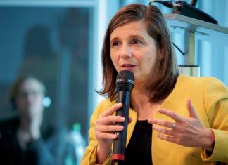 Katrin Göring-Eckardt (MdB, Fraktionsvorsitzende Bundestagsfraktion Bündnis 90/Die Grünen) Foto: Stephan Röhl [CC BY-SA 3.0]