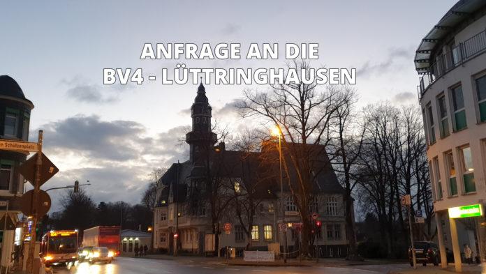 Anfrage an die Bezirksvertretung Lüttringhausen. Rathaus Lüttringhausen. Foto: Sascha von Gerishem