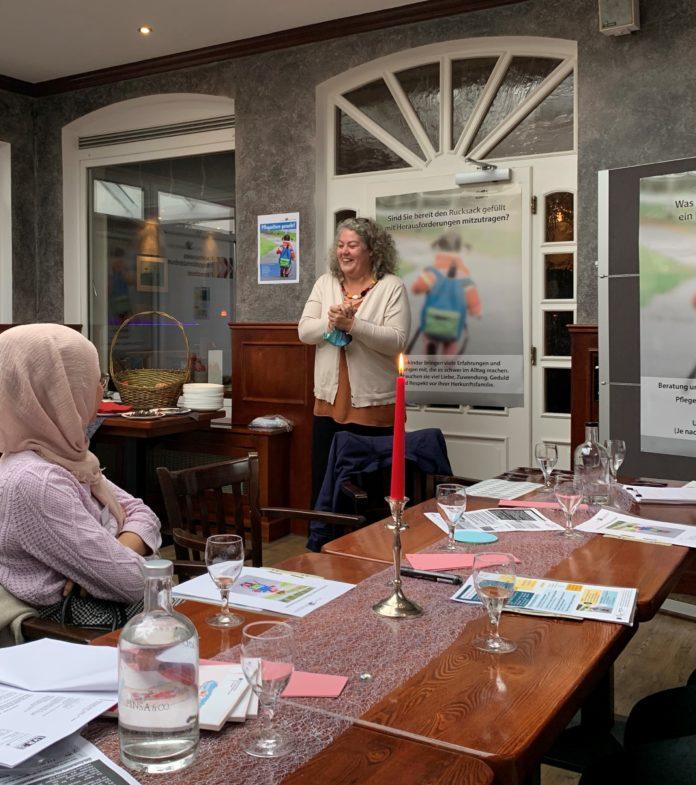 Sandra Regier, Sachgebietsleitung Adoptions- und Pflegekinderdienst. Foto: J. Bassier
