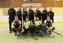 Mit drei Siegen und nur einer Niederlage sicherte sich das Rollhockey U20 Damen-Nationalteam einen hervorragenden zweiten Platz. Foto: Markus Stucke / DRIV