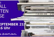 Am 19. Septemebr 2021 findet die nächste Schallplattenbörse im Löf in der Theodor-Körner-Straße 6 in 42853 Remscheid statt. Bild: Löf - Das Eventlokal