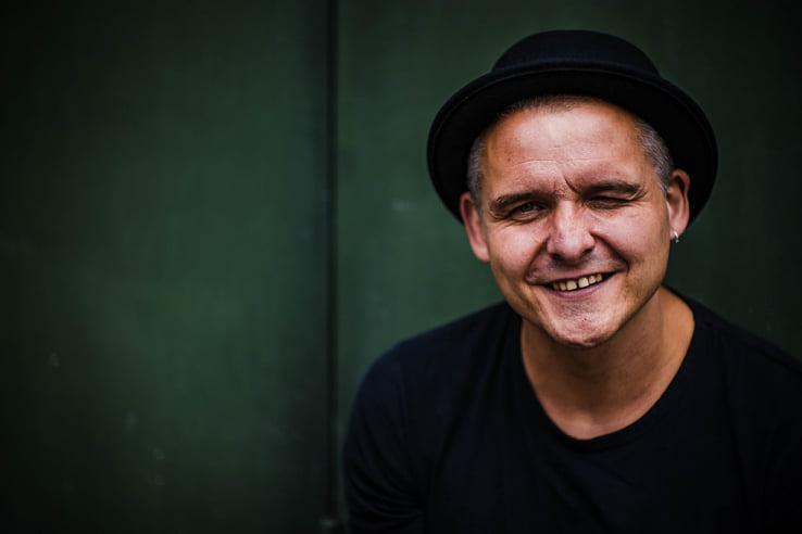 Singer-Songwriter Sean Taylor aus England. Foto: offiziell