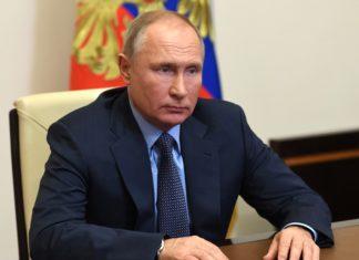 Wladimir Putin. Foto: Kremlin.ru, CC BY 4.0 , via Wikimedia Commons