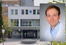 Dr. med. Martin Späth leitet ab dem 1. Oktober 2021 die Nephrologie vom Sana Klinikum Remscheid. Artwork: rs1.tv/ Sinja Wappler und Sana Klinikum Remscheid