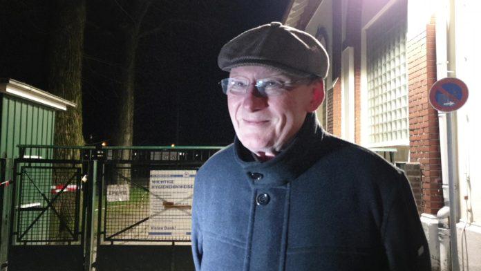 Reinhard Ulbrich, Vorsitzender vom Sportbund Remscheid. Foto: Sascha von Gerishem