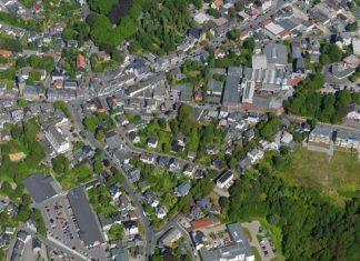 """Bürgerbeteiligung für den Stadtteil: """"Meine Idee für Cronenberg"""". ©Geodaten Stadt Wuppertal"""