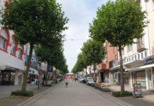 Die Alleestraße in Remscheid: Mehr als nur Einkaufsstraße. Foto: Sascha von Gerishem