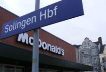 Am Hauptbahnhof in Solingen gibt es auch McDonald's, dort wird aber nicht geimpft. Foto: Sludge G / https://www.flickr.com/photos/sludgeulper/4301717866 (CC BY 2.0)