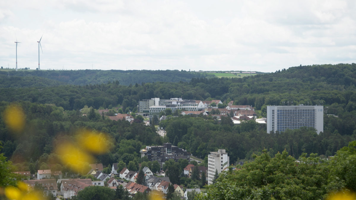 Totale Universitätsklinikum des Saarlandes Homburg. ©ZDF/Frederik Walter