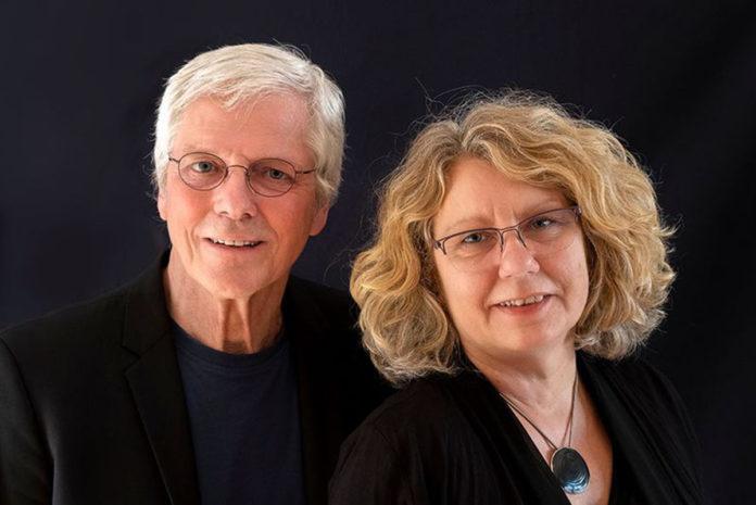 Okko Herlyn und Heike Kehl. Foto: privat