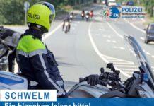 Ein bisschen leiser bitte! Motorrad(lärm)-Kontrolle im #KreisEN. Bild: Polizei Ennepe-Ruhr-Kreis