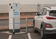E-Autos sind Teil der Verkehrswende, aber der motorisierte Individualverkehr ist in jedem Fall ein Auslaufmodell. Foto: A. Krebs